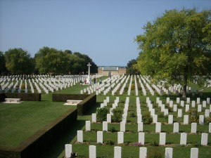 Canadian cemetery, Beny sur Mer
